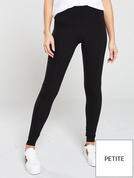 v-by-very-valuenbsppetitenbspconfident-curve-legging-black