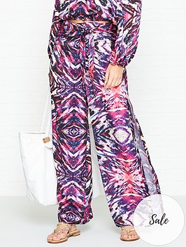 west-seventy-nine-flutter-graffiti-queen-print-trousers-pink