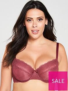 dorina-curves-kendall-non-padded-bra-pink