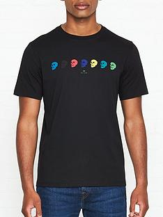 ps-paul-smith-multi-skull-print-t-shirt-black