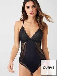 dorina-darcey-sparkle-lace-bodysuit-black