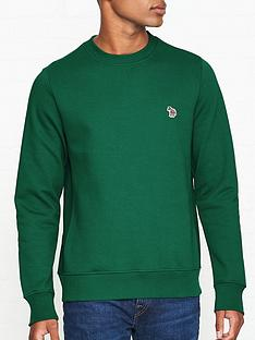 ps-paul-smith-zebra-logo-sweatshirt-green