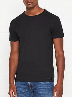 ps-paul-smith-2-pack-logo-t-shirt-black