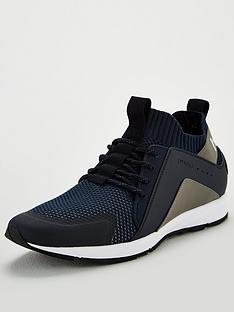 hugo-hybrid-runner-trainers-dark-blue