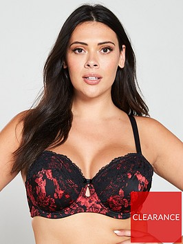 dorina-curves-anderson-floral-non-padded-bra-red