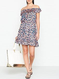 west-seventy-nine-glisten-off-shoulder-leopard-print-dress-pink