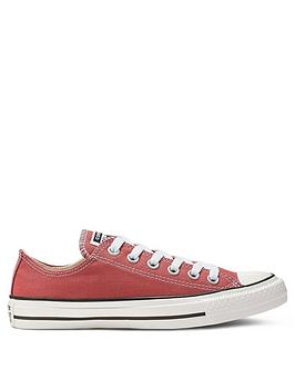 converse-chuck-taylor-all-star-canvas-ox-plimsolls-dark-pink
