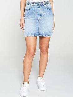 2c31b9d9ae1e Denim Skirts | Denim Skirts for Women | Very.co.uk