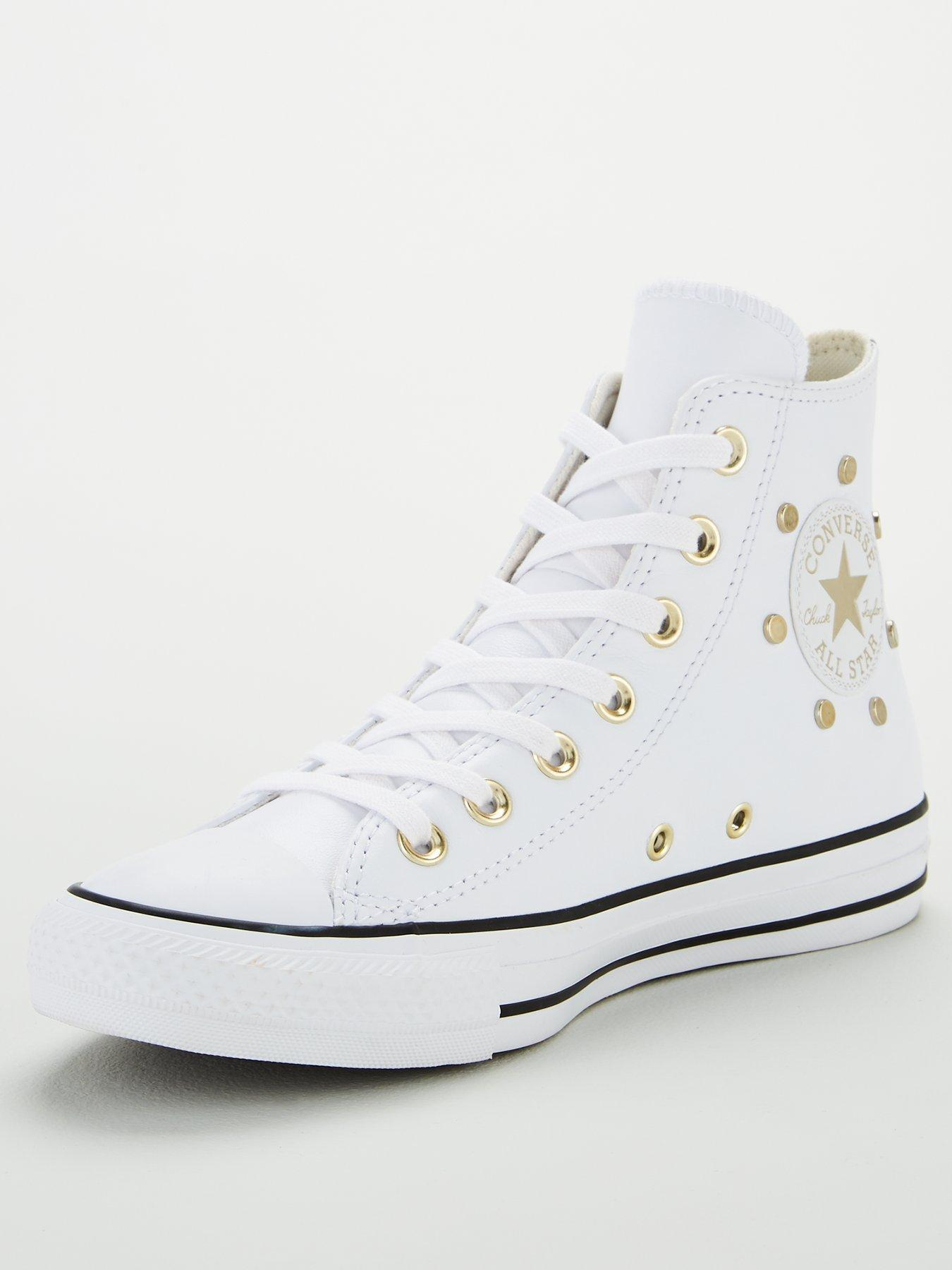 White | Converse | Trainers | Women | very.co.uk