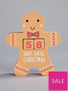 sass-belle-gingerbread-man-christmas-countdown-decoration
