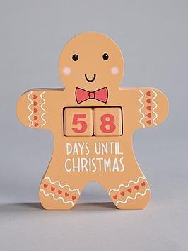 sass-belle-gingerbread-man-christmas-countdown-decoration
