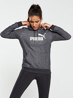 puma-essentials-logo-hoodie-dark-grey-heathernbsp