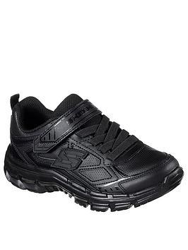 skechers-nitrate-school-shoes-black