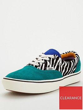 vans-zebra-comfycush-era-flash-greenblack