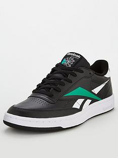 reebok-club-c-85-vector-trainers-black