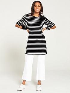 v-by-very-stripe-tunic-blue-white