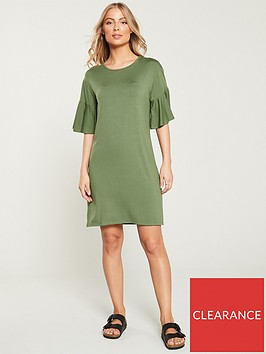 v-by-very-longline-tunic-khaki