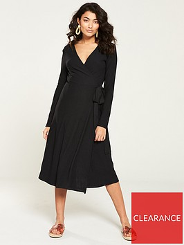 v-by-very-wrap-jersey-midi-dress-black
