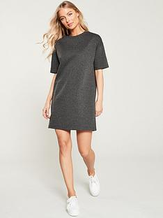 v-by-very-oversized-tee-dress-black-grey