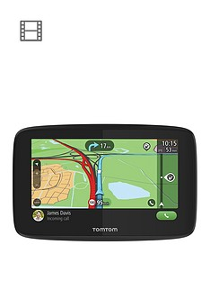 tomtom-go-essential-6-inch-sat-navnbsp--wi-fi-sirigoogle-now-integration-lifetime-traffic
