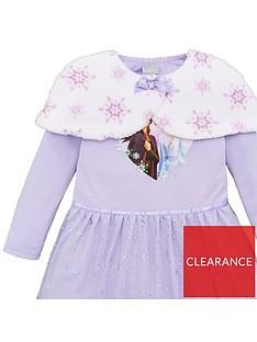disney-frozen-2-girls-glitter-nightie-and-faux-fur-cape-set-lilac