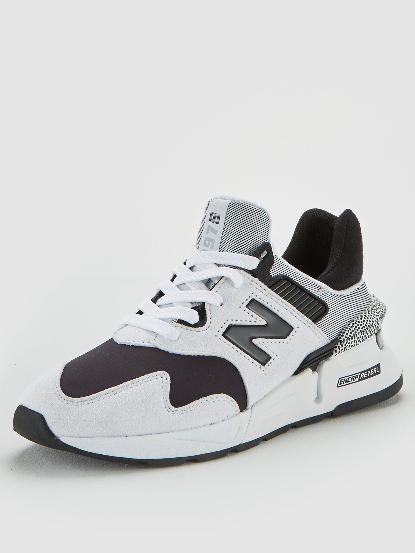 new balance 997 leather