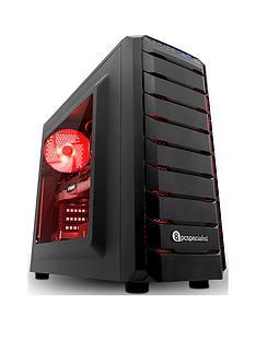 pc-specialist-fusion-gamer-zen-2060-amd-ryzen-5-2600nbsp16gb-ramnbsp256gb-ssd-1tb-hard-drive-6gb-nvidia-rtx-2060-graphics-gaming-desktopnbsp--black
