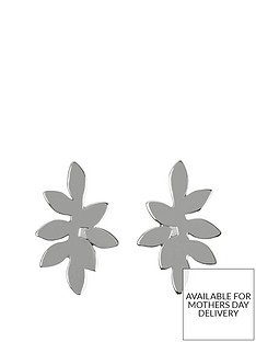 sara-miller-sara-miller-silver-leaf-stud-earrings