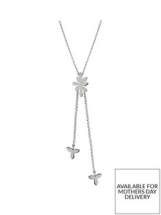 sara-miller-sara-miller-silver-leaf-double-row-ladies-necklace