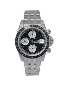 tudor-tudor-pre-owned-tiger-price-black-chronograph-dial-stainless-steel-bracelet-mens-watch-ref-79260