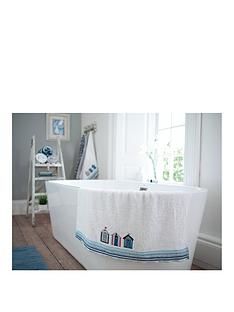 deyongs-beach-hut-embroidered-jacquard-bath-sheet