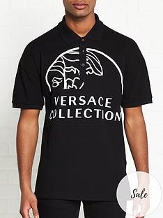 versace-collection-oversized-logo-print-polo-shirt-black