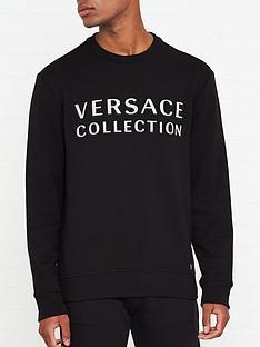 versace-collection-logo-print-sweatshirt-black