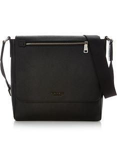 coach-mens-kennedy-leather-cross-body-bag-black