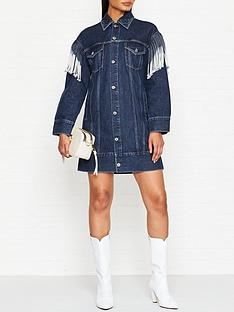 levis-made-crafted-oversized-ranch-dress-dark-blue