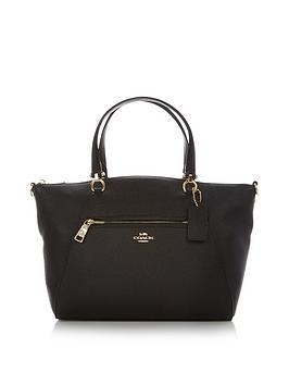 coach-prairienbsppebbled-leather-cross-body-bag-black