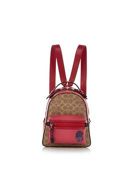 coach-exclusive-bubble-logo-signature-backpack-pink