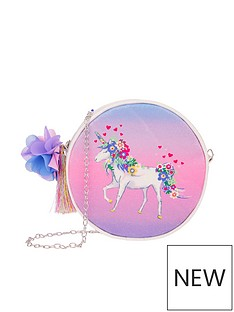 monsoon-rebel-unicorn-round-bag