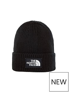 the-north-face-the-north-face-logo-box-cuffed-beanie