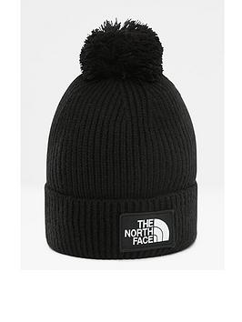 the-north-face-logo-box-pom-beanie-blacknbsp