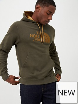 the-north-face-drew-peak-pullover-hoodie-taupe