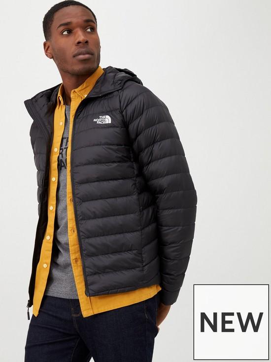 13f673f22 Trevail Hooded Jacket - Black