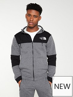 the-north-face-himalayan-full-zip-hoodienbsp--medium-grey-heather