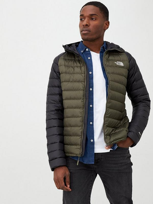 Trevail Hooded Jacket Taupe