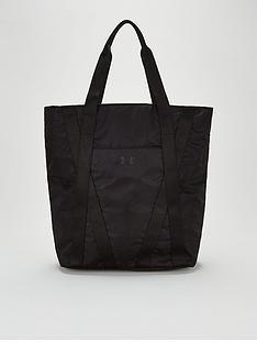 under-armour-essentials-zip-tote-blacknbsp