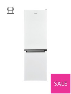 Hotpoint Day1 H3T811IW 60cm Wide, Total No Frost Fridge Freezer - White Best Price, Cheapest Prices