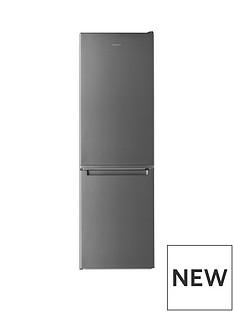 Hotpoint H3T811IOX60cmWide, Total No Frost Fridge Freezer -Inox