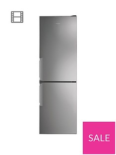 Hotpoint Day1H5T811IMXH60cmWide, Total No Frost Fridge Freezer - Inox Best Price, Cheapest Prices