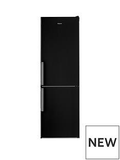 Hotpoint H5T811IKH60cmWide, Total No Frost Fridge Freezer - Black