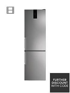 Hotpoint Day1H7T911TMXH60cmWide, Total No Frost Fridge Freezer - Inox Best Price, Cheapest Prices